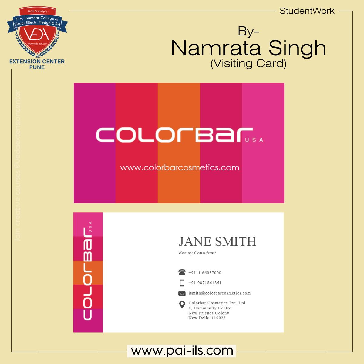 Namrata-Singh-( Visiting Card )