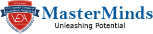 veda-mastermind animation institute logo