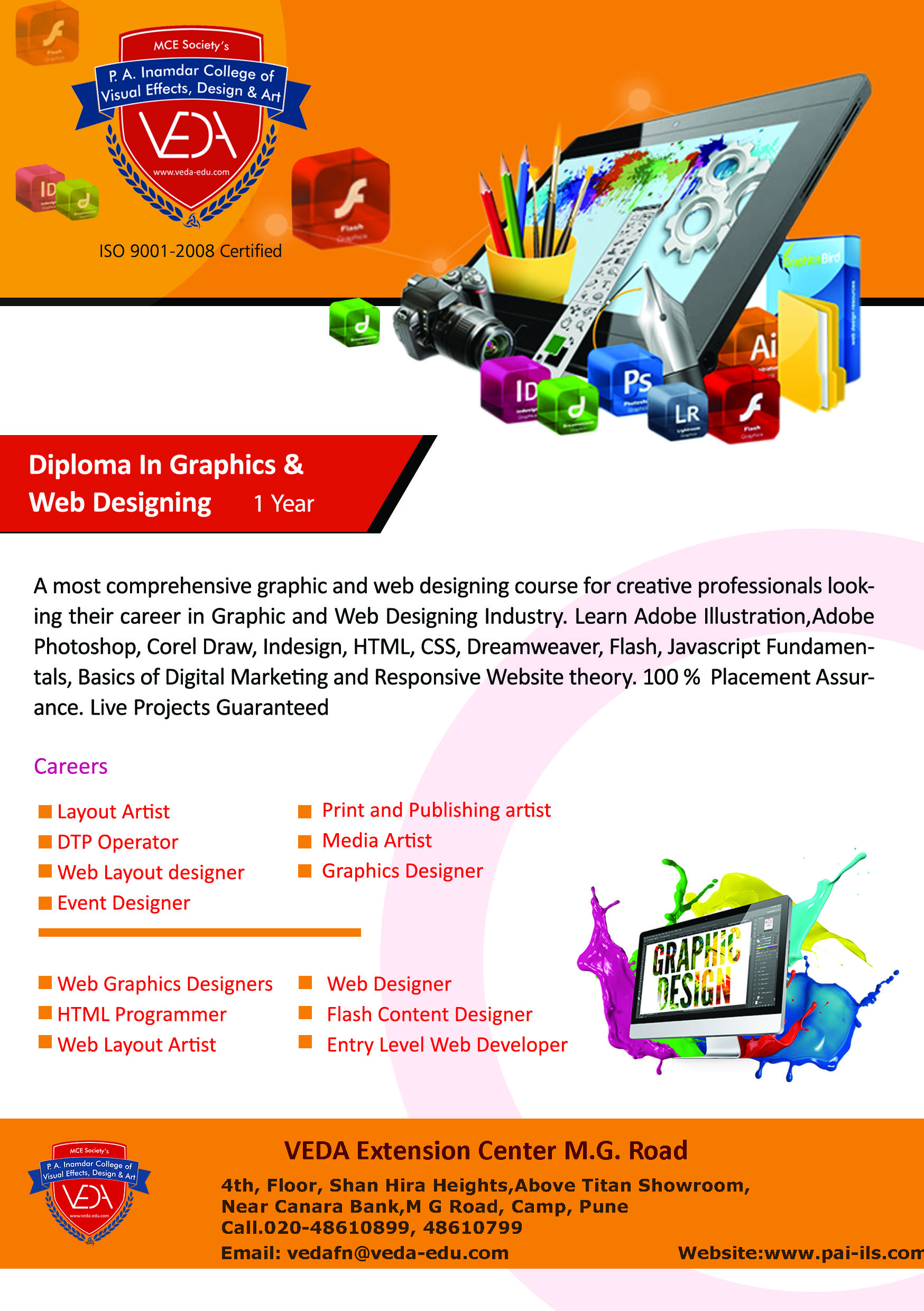 Web Design Courses In Pune Pai Ils Com