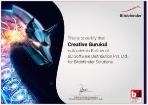 Certificate cdr