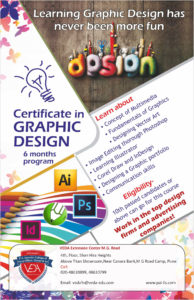 Graphic Designing is the best for career choice