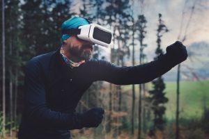 virtual reality game designing